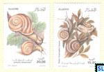 Algeria Stamps 2012 - Snails