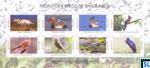 2013 Stamps - Bangladesh Migratory Birds