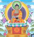 Bhutan Stamps - 12 Deeds of Buddha MS 2014