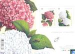 Canada Stamps 2016 - Hydrangeas