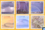 Hong Kong Stamps - Weather Phenomena