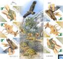 Israel Stamps - Wildlife Conservation