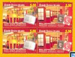 2010 Sri Lanka Stamps - National Postal Museum