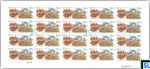 Sri Lanka Stamps 2017 Sheetlet - State Vesak Festival, Full Sheet