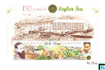 Sri Lanka Stamps 2017 Miniature Sheet - Ceylon Tea, 150 Years