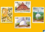 Sri Lanka stamps - Vesak 2010