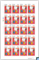 Sri Lanka Stamps 2017 Sheetlet - 70th Anniversary of Parliamentary Democracy, Full Sheet
