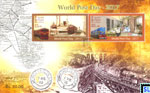 Sri Lanka Stamps 2017 Miniature Sheet - World Post Day