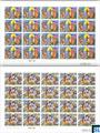 Sri Lanka Stamps 2017 Sheetlet - Christmas, Full Sheets