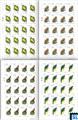 Sri Lanka Stamps 2017 Sheetlet - Endemic Birds, Full Sheets