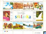 2011 Sri Lanka Stamps - World Tourism Day