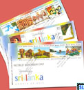 2011 Sri Lanka First Day Covers - World Tourism Day