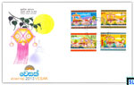 Vesak 2013 First Day Cover