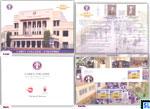 2014 Sri Lanka Stamps Folder - Carey College Centenary