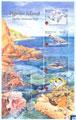 2014 Sri Lanka Stamps Miniature Sheet - Pigeon Island Marine National Park