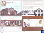 2014 Sri Lanka Stamps Folder - Dr. R.L. Spittel, Presentation Pack