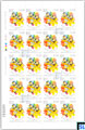 2014 Sri Lanka Stamps Full Sheet - World Children's Day, Sheetlet
