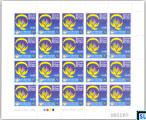 2014 Sri Lanka Stamps Full Sheet - Ray Wijewardene, Sheetlet