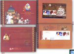 Sri Lanka Stamps Presentation Pack 2015 - His Holiness Pope Francis, Folder