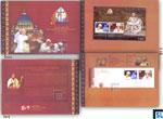 2015 Sri Lanka Folder - His Holiness Pope Francis, Presentation Pack