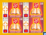 Sri Lanka Stamps - 116th Anniversary of The Salvation Army