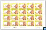 2015 Sri Lanka Sheetlet - State Vesak Festival, Full Sheet