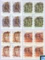 2015 Sri Lanka Stamps - Ancient Sri Lanka, Medieval Eras