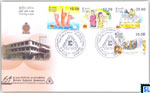 2015 Sri Lanka Stamps First Day Cover - The Election Department