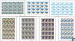 2016 Sri Lanka Sheetlets - Kumana National Park, Full Sheets