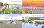 2016 Sri Lanka Miniature Sheets - World Wetland Day 2016