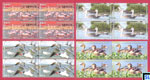 Sri Lanka Stamps 2016 Blocks - World Wetland Day 2016