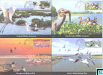 2016 Sri Lanka Stamps - World Wetland Day 2016, Maxicards
