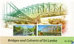 Bridges of Sri Lanka Miniature Sheet