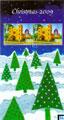 Sri Lanka Stamps Miniature Sheet - Christmas 2009