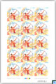 Sri Lanka Stamps 2016 Sheetlet - Volleyball, Full Sheet