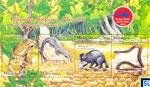 Malaysia Stamps - Semi Aquatic Animals