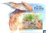 Malaysia Stamps Birds Miniature Sheet - 2015 Herons and Bitterns