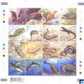 Malta Stamps - Mammals, Reptiles