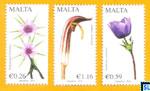 Malta Stamps - Flora Series II, 2015