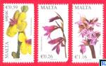 Malta Stamps - Maltese Flora