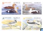 Norway Stamps 2015 - Birds