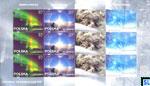 Poland Stamps - Meteorological Phenomena