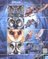 Poland Stamps - Polish Birds, Owls
