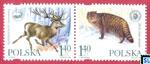 Poland Stamps 1999 - Nature Reserve East-Carpathians