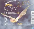 Slovenia Stamps - Fauna Bats, Miniature Sheet