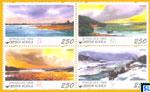 South Korea Stamps - Rivers of Korea Series I