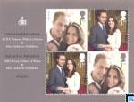 United Kingdom Stamps - Royal Wedding