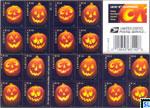 2015 USA Stamps - Jack-o'-lanterns