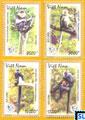 Vietnam Stamps - Vietnamese Primates