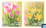 Vietnam Stamps 2010 - Flowers